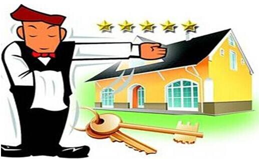 好房子应拥有高品质的物业管理