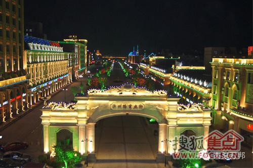 运河路美食街,沂州路欧式风情街,满足居家购物需求;   还有东凯幼儿园