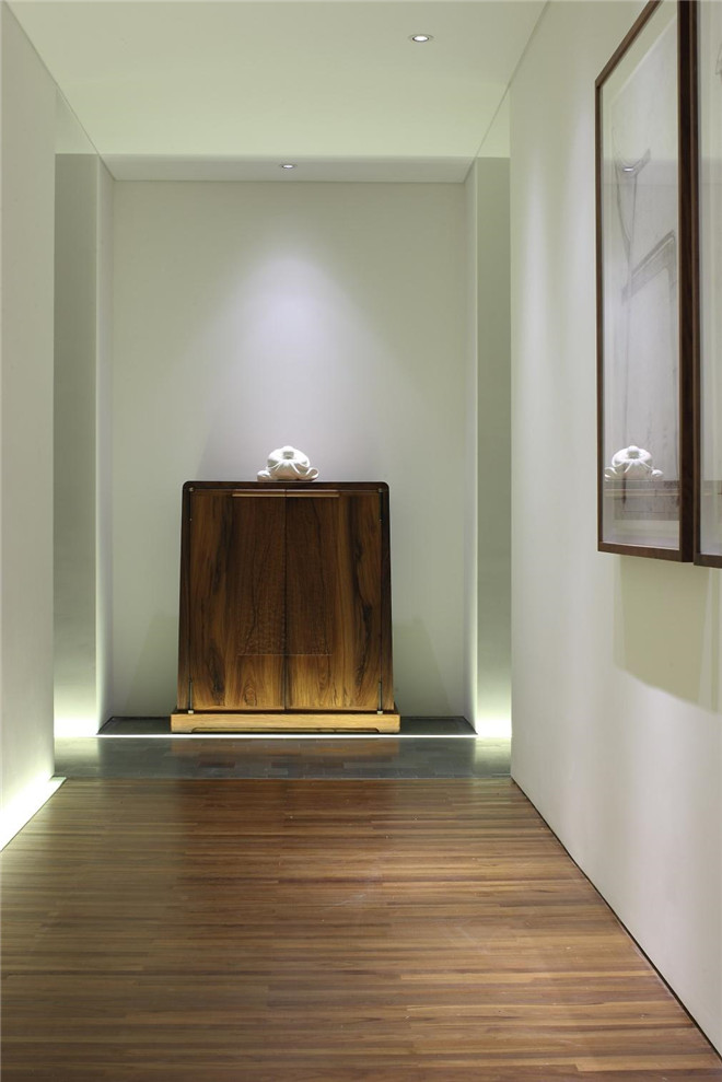 设计与视频紫云轩化工/半木设计(吕永中)茶室工艺流程图绘制思维图片