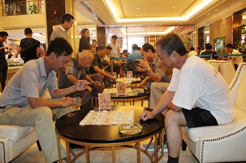 中国象棋比赛图片