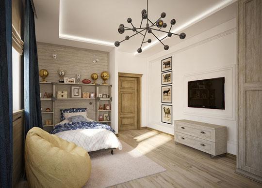 小户型装修,小户型案例,收纳设计,墙面设计,卧室设计