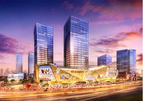 力帆 红星国际广场商务公寓 启全民投资模式