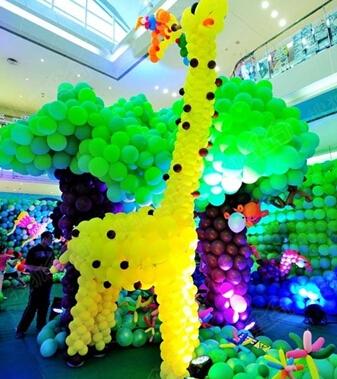 荷塘星城株洲森林王国儿童职业体验园即将开启图片