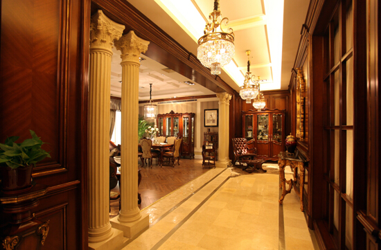 大风范欧式家具 地道男人味 红星总部1号店开业
