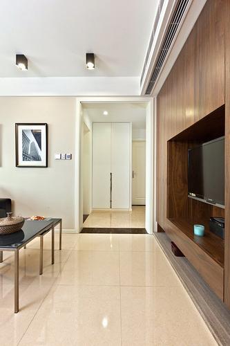55平小户型装修两室一厅 组图