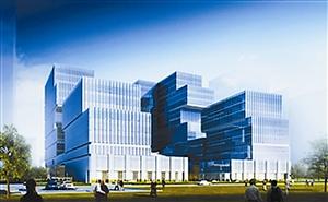 据了解,除了阿里巴巴深圳大厦以外,深圳还将迎来百度大厦,腾 讯海滨
