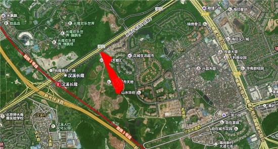 海南长隆最新规划图