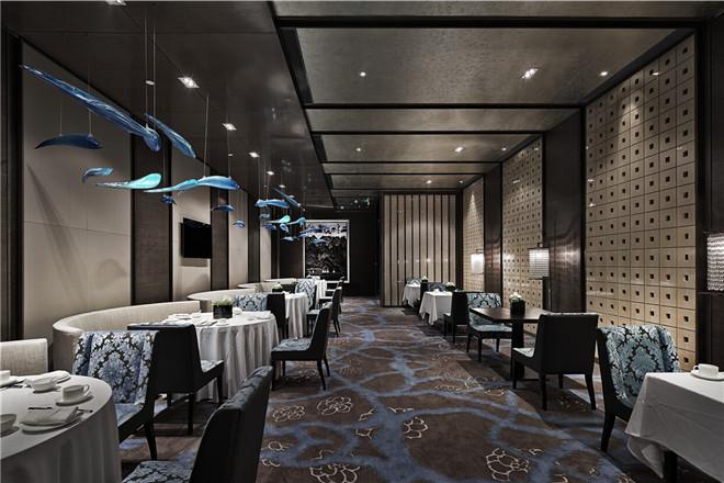 黄全酒店设计作品:济南美利亚酒店