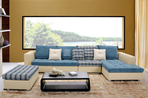四个步骤选购布艺沙发