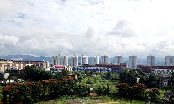 未来恩施州城最大的城市生活圈——金桂商圈