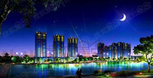 渭南海兴水岸新城