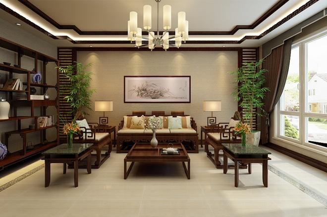 祥云国际新中式风格 传统文化脉络的继承(图)-家居