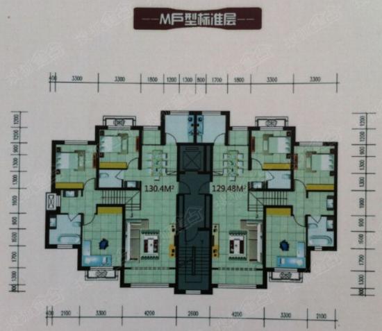 电路板 户型 户型图 平面图 550_477