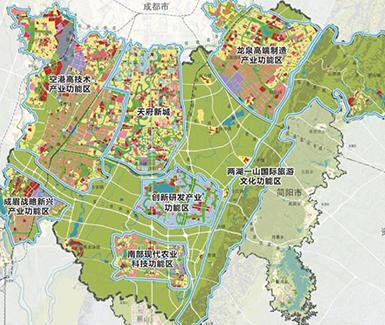 天府新区经济总量占四川省比例_天府新区