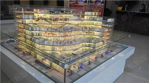 汇金国际广场 70万方综合体中央核区繁华之上