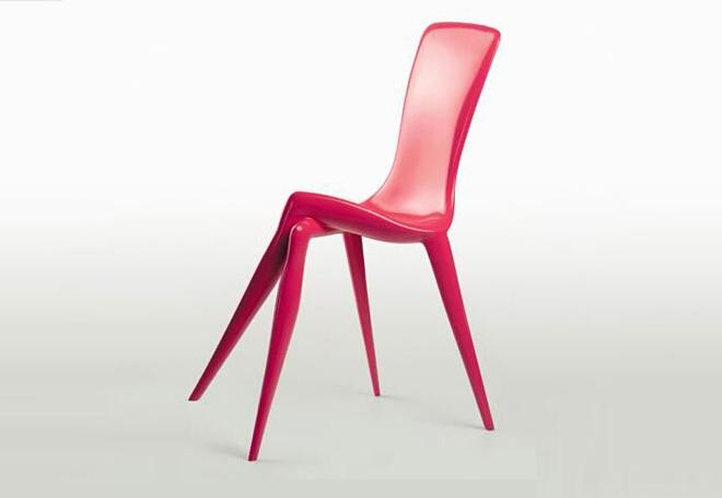 图片资讯:椅子也疯狂 10个萌爱创意椅子设计