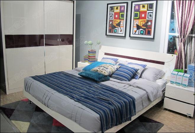 家庭厨房套间装修- 全友家居缤纷套房评测高清图片