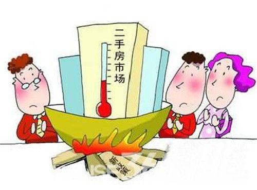北京年内首现二手房连续三日成交破450套