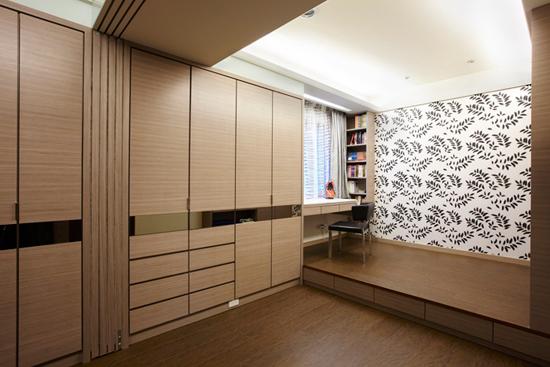 现代简约风格装修,现代简约风格案例,大户型装修,大户型案例,儿童房设计