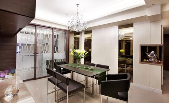 现代简约风格装修,现代简约风格案例,大户型装修,大户型案例,厨房设计