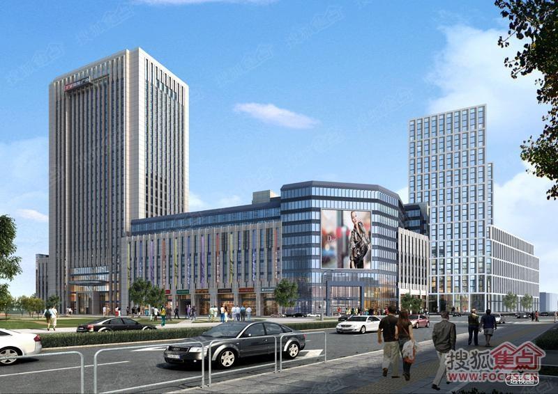 即墨市政府东约100米,涵盖了5a写字楼,cbd三大,情趣式商业酒店公寓蒲产权夜酒店图片