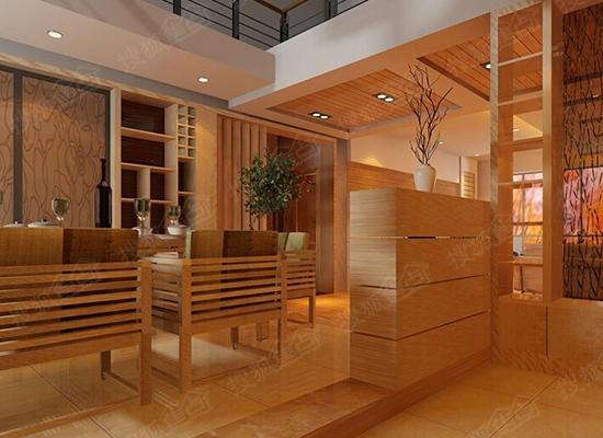 宽敞舒适跃层设计 这就是欧美小二楼独院住宅
