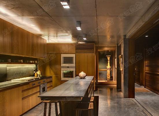 极简日式复式楼房装修图锦 原木打造共享空间高清图片
