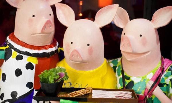2017年最萌猪的头像