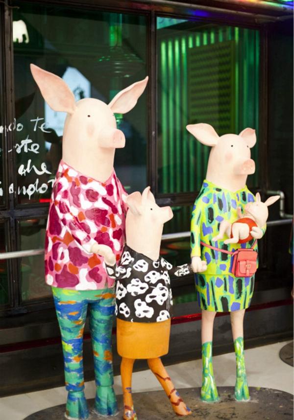 陈林新作:萌出满屏血的小猪猪