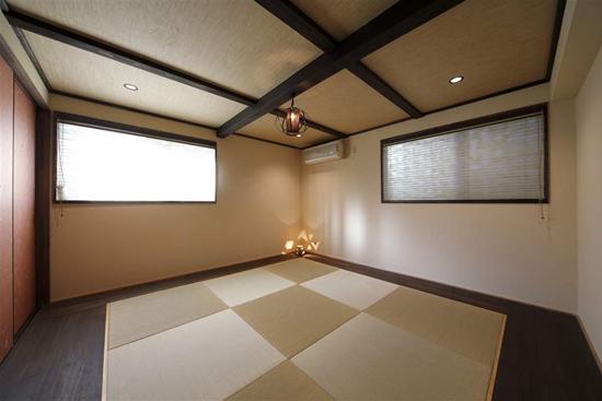 日式风格装修,日式风格案例,榻榻米设计,榻榻米案例,榻榻米设计
