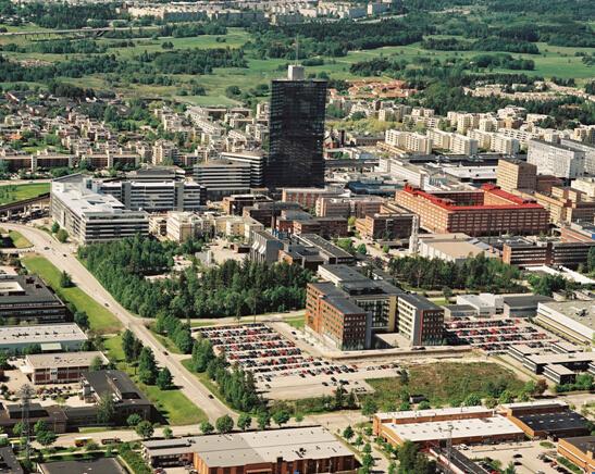 瑞典KISTA新城