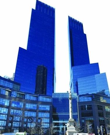 美国纽约时代华纳中心