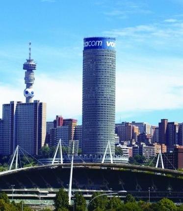 南非约翰内斯堡庞特塔