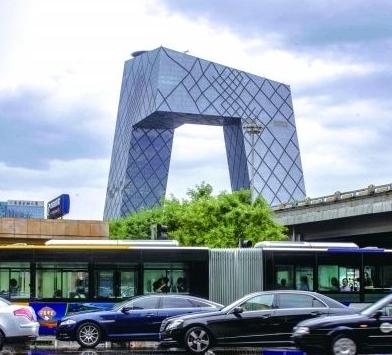 中国北京央视大楼
