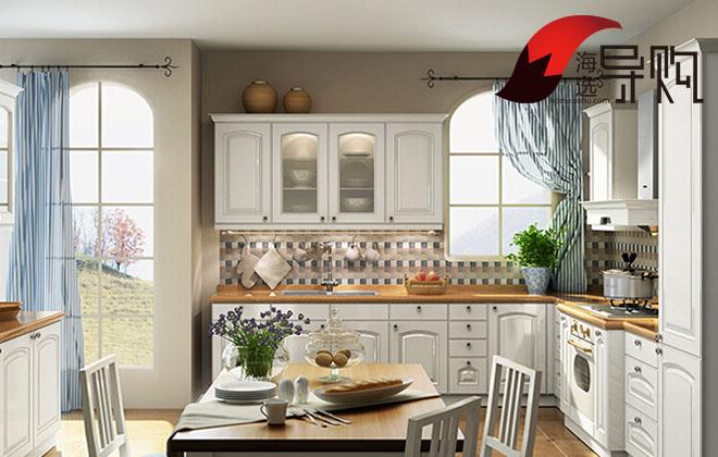 自然优雅 15000元打造地中海风格厨房