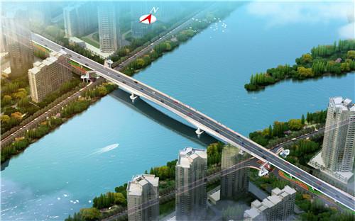 金沙半岛水口水道大桥11月11日奠基开工