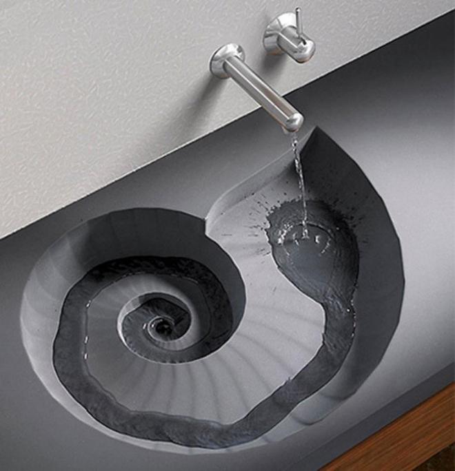 9个创意洗手台,你喜欢哪一个