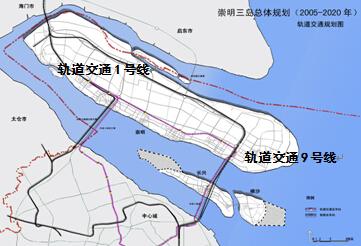 轨道交通线路规划图