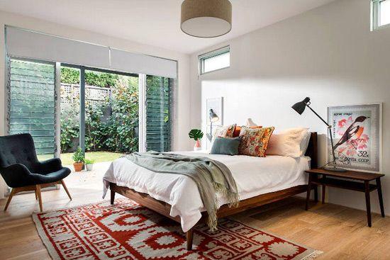 田园风格装修,田园风格案例,美式风格装修,卧室设计