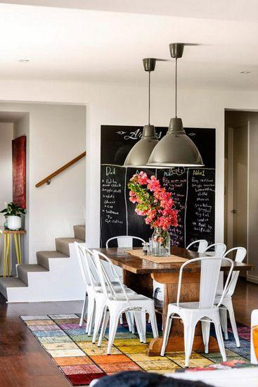 田园风格装修,田园风格案例,美式风格装修,餐厅设计
