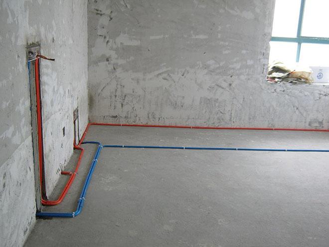 装修攻略 硬装 文章    二,水,电路改造   水,电路改造是旧房改造最