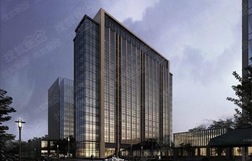 石景山在售商业综合体 5A写字楼3.3万/㎡起