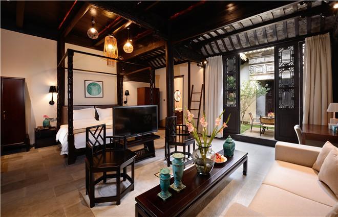thomas dariel酒店设计作品:周庄季香花间堂