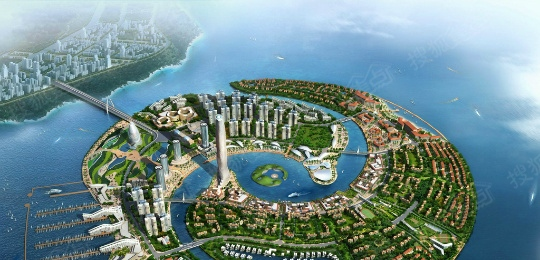 漳州港双鱼岛