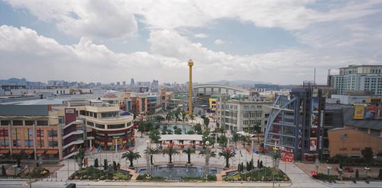 东莞华南mall_北大资源就注资东莞一个被判了死刑的商业项目——华南mall.