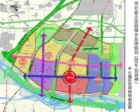 正定人口_河北这些10万人口特大镇将有机会升级为市 看看有你家不