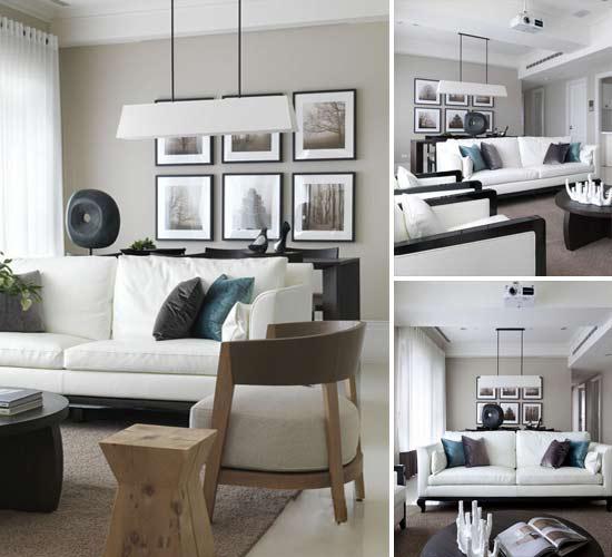 小户型装修,小户型案例,美式装饰风格,现代简约装修风格,宜家装修风格,客厅设计