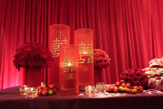 【设计之外】形神兼美的中国传统婚礼花艺设计