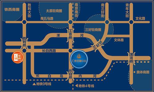 汇锦金融中心:长白岛心地标 超5a甲级写字间