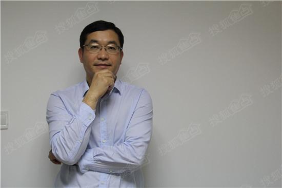 2014海南房地产年度人物——绿地集团方东兴
